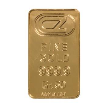 Oro puro gr.50