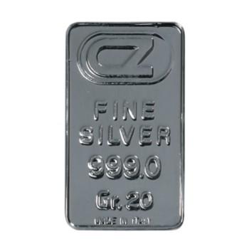 Argento puro gr.20