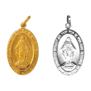 Holy Mary Medals